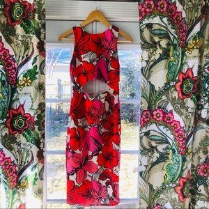 ASOS Floral Sheath Dress US6